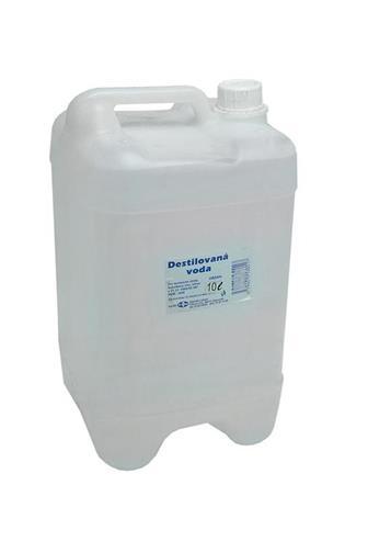 Destilovaná voda 10 l