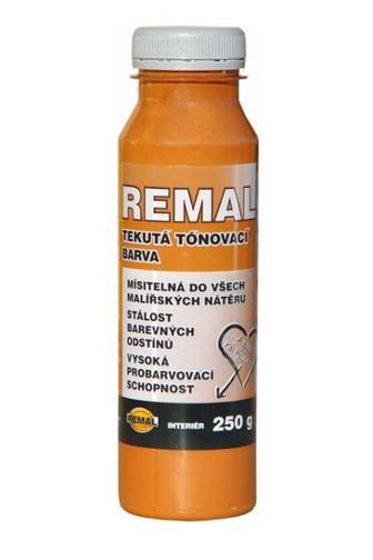 Remal 0250 tónovací barva béžová 250 g