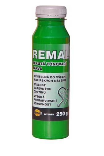 Remal 0530 tónovací barva hrášková 250 g
