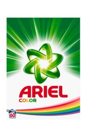 Ariel Color box prací prášek 100dávek  7,5 kg
