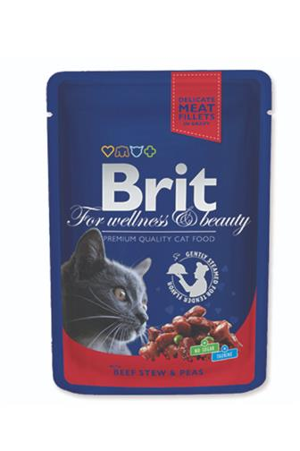 Brit Prémium kapsa hovězí 100 g