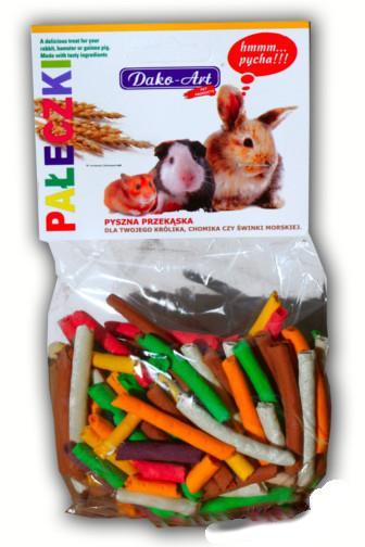 Dako-Art doplňkové krmivo pro hlodavce 75 g