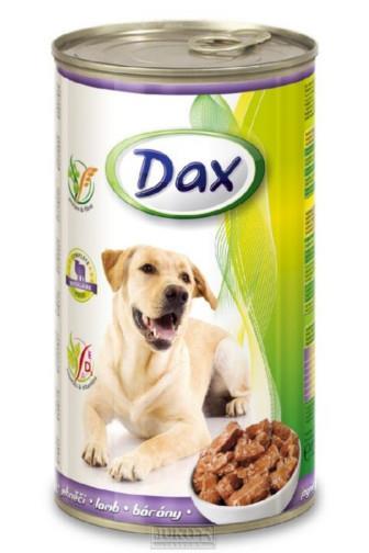 Dax jehněčí krmivo pro psy 1240 g