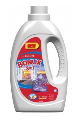 Bonux Colors Glow gelový prací prostředek 20 dávek 1,1 l