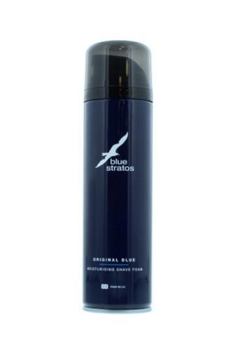 Blue Stratos pěna na holení original blue 250 ml