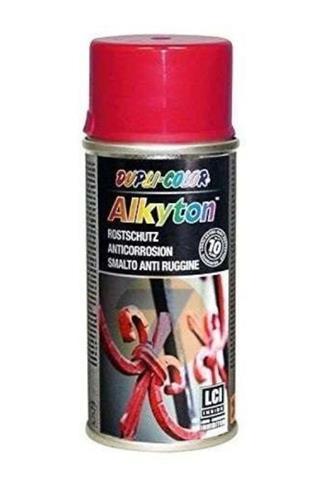 Alkyton Ral 9005 černá lesk sprej prevence koroze 150 ml