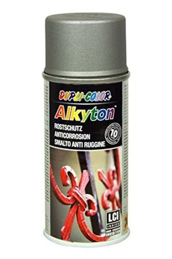 Alkyton stříbý sprej iron míca prevence koroze 150 ml