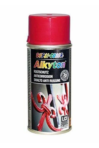 Alkyton Ral 3020 červený lesk sprej prevence koroze 150 ml
