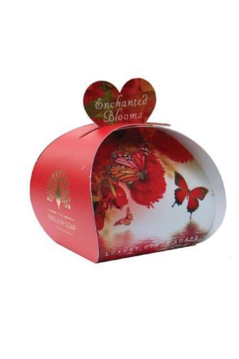 English Soap Briar Rose přírodní parfémované mýdlo s bambuckým máslem 260 g