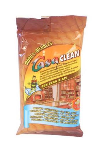 Casa Clean na nábytek vlhčené ubrousky 20x30cm 20 ks
