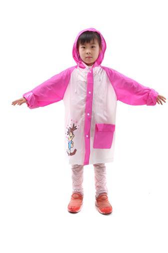 Pláštěnka dětská 100% PVC vel. L 125-135cm /XL 135-145cm