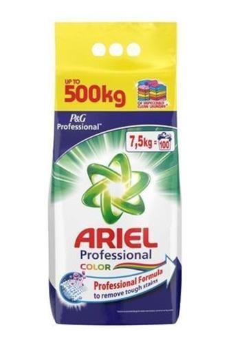 Ariel Professional Color prací prášek 100 dávek 7,5 kg