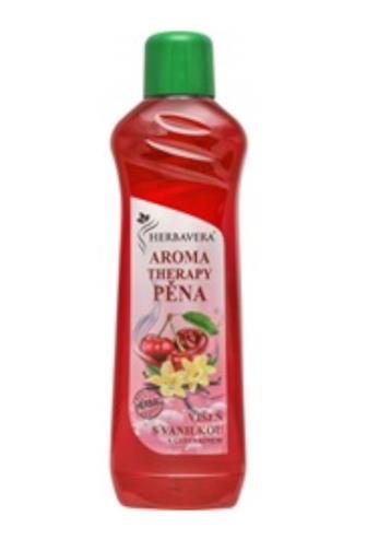 Herbavera aroma therapy pěna višeň + vanilka 1 l
