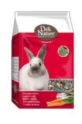 Deli Nature Premium krmivo pro králíky 3 kg