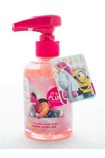 Fluffy tekuté mýdlo se zvuky 250 ml