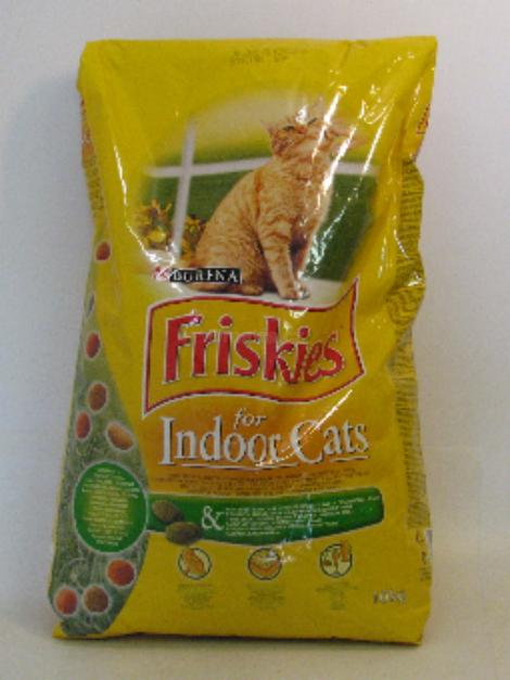 Friskies Cat Indoor Cats 10kg