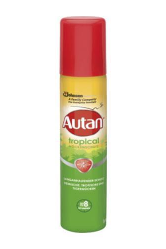 Autan Tropical 100 ml