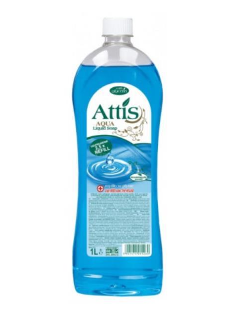 Attis Antibakteriální tekuté mýdlo 1l