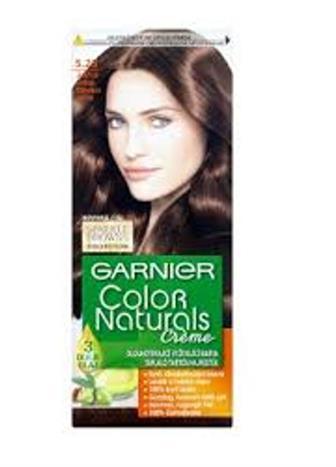 Garnier Color Naturals Créme barva na vlasy jiskřivá hnědá 5.23