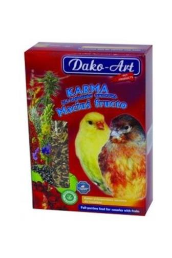 Dako-Art krmivo pro kanáry ovoce 500g