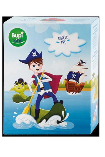 Bupi Kids pěnové mýdlo 500 ml + šampón pro chlapce 250 ml
