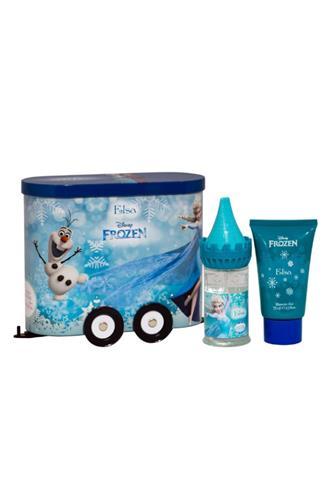 Frozen plechový vagónek EdT 50 ml + sprchový gel 75 ml