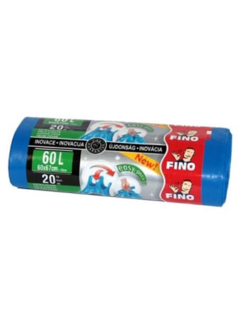 Fino sáčky odpadní Easy pack extra pevné 60l 20 ks