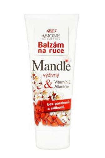 Bione Cosmetics BIO Balzám na ruce Mandle+vitamín E 205ml