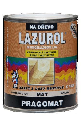 Lazurol Pragomat C1038 0,75 l