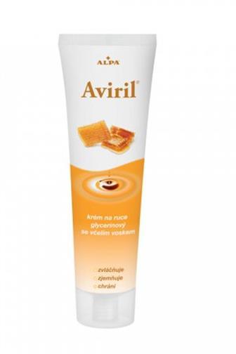 Alpa Aviril krém na ruce s včelím voskem 100 ml