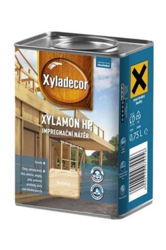 Dulux Xyladecor Xylamon HP BRP impregnační základ 0,75 l