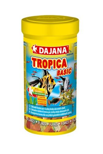 Dajana Basic Tropical Flakes flakes vločky 250 ml