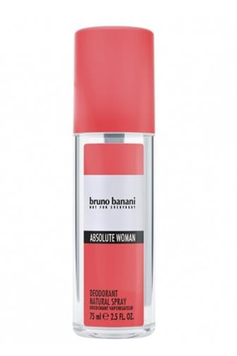 Bruno Banani Abolute woman deo sklo 75 ml