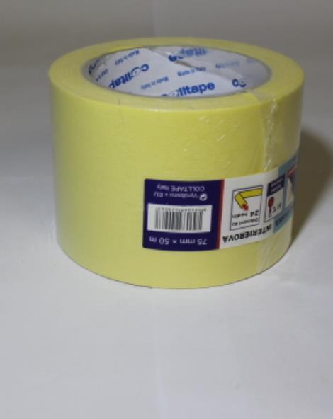 Maskovací páska 60st. interier 75 mm x 50m