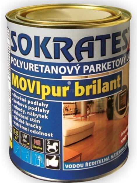 Sokrates MoviPur Brilant mat 0,6 kg