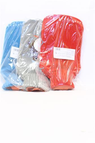 Termofor č.2,5 zahřívací lahev textilní obal obsah 2 l