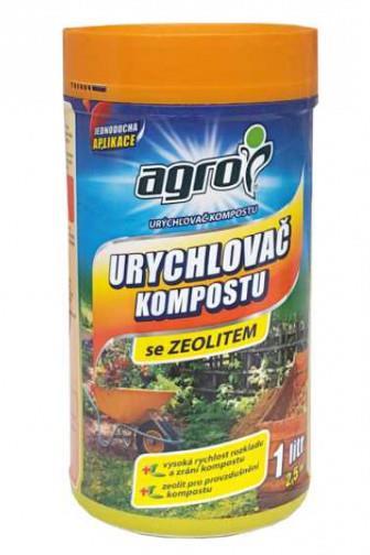 Agro Urychlovač kompostu se Zeolitem 1l