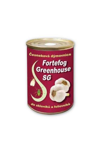 Dýmovnice česneková FORTEFOG GREENHOUSE SG 30g