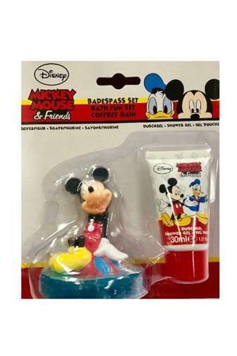 Disney Mickey sada mýdlo 50g + sprchový gel 30 ml