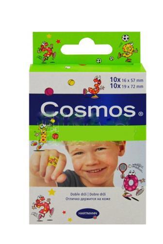 Cosmos náplast dětská dělená 20 ks