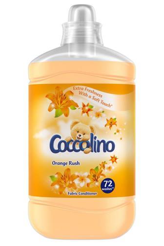 Coccolino Orange Rush aviváž 72 dávek 1,8 l
