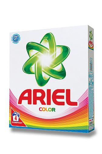 Ariel Color prací prášek 4 dávky 300 g
