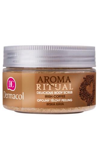 Dermacol Aroma Ritual tělový peeling Irská káva 200 g