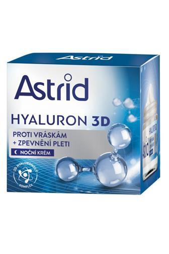 Astrid Hyaluron 3D noční krém 50·ml