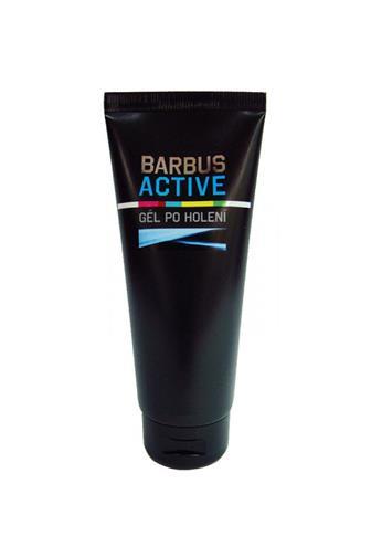 Barbus Active gel po holení s keratinem 100 ml