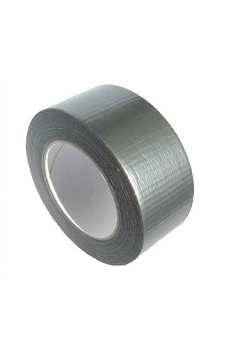 FEST Stříbrná páska 50mm x 10 m