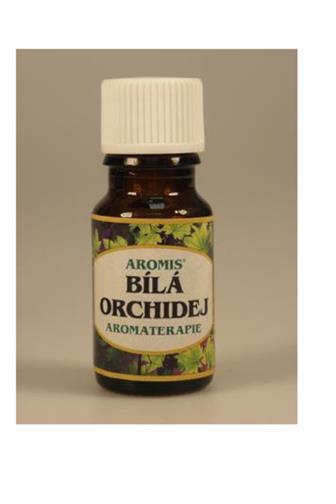 Aromis vonný olej Bílá Orchidej 10 ml