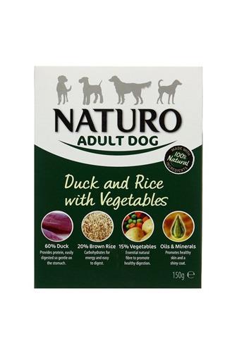 Naturo Adult Dog kachna 150g