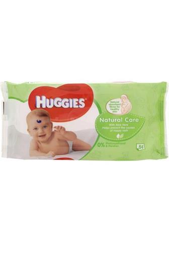 Huggies wipes Natural Care Aloe Vera 56 ks