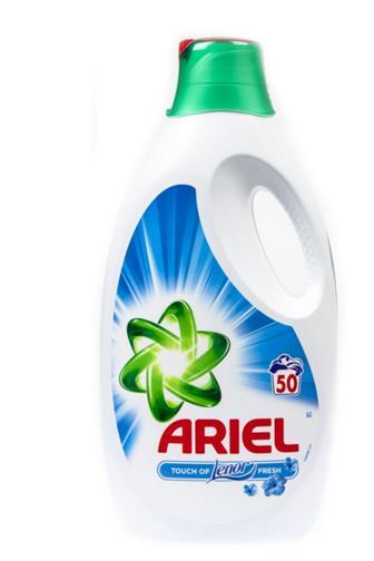 Ariel touch of Lenor fresh prací prostředek 1,3 l